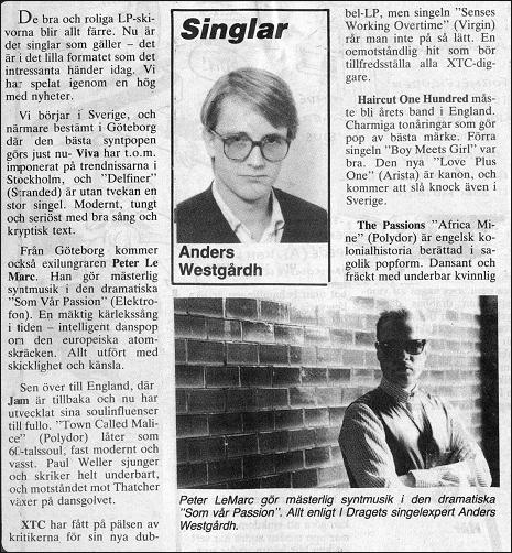 �stersunds-Posten 1982